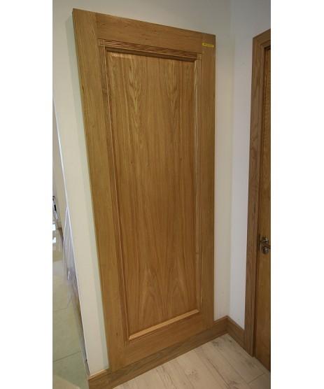 Deanta HP6 Oak Door